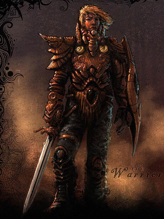 the_warrior_by_dominuself